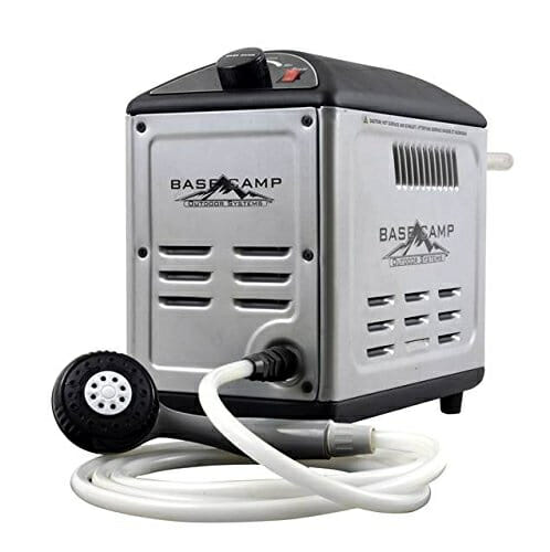 camper van portable propane hot water heater