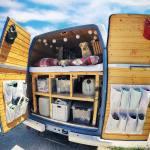 Van Life Storage And Organization Ideas Campervan Or Rv Living