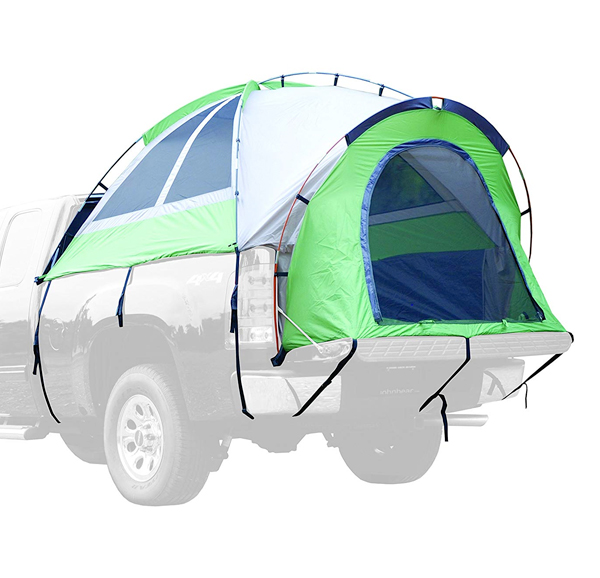 camping pick up truck tent