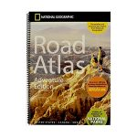 national geographic adventure road atlas map