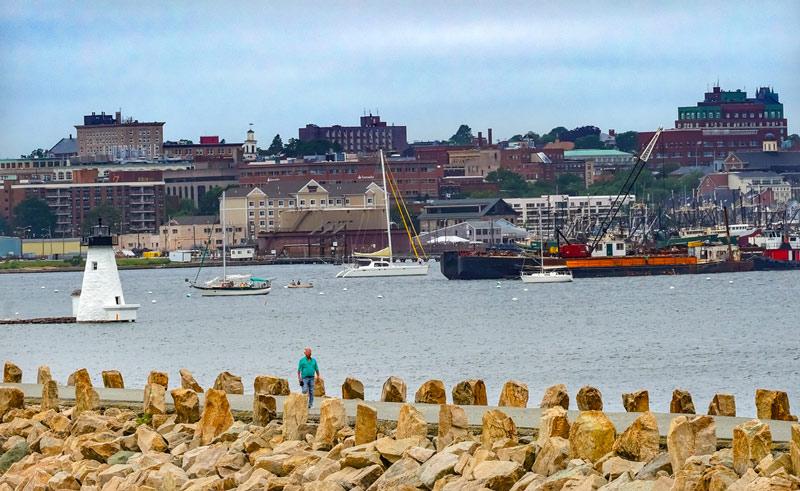 new bedford harbor in massachusetts