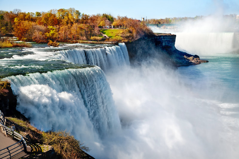 National Park In New York State - Niagara Falls
