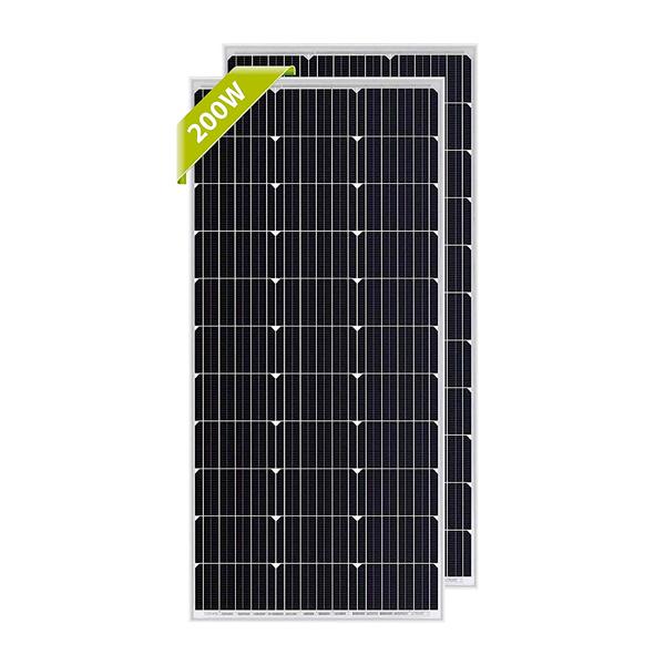 solar panels for diy rv kits