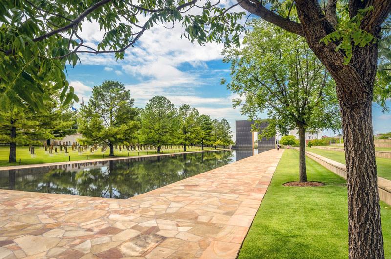 oklahoma city national memorial park