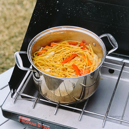 One Pot Lo Mein Camping Recipe