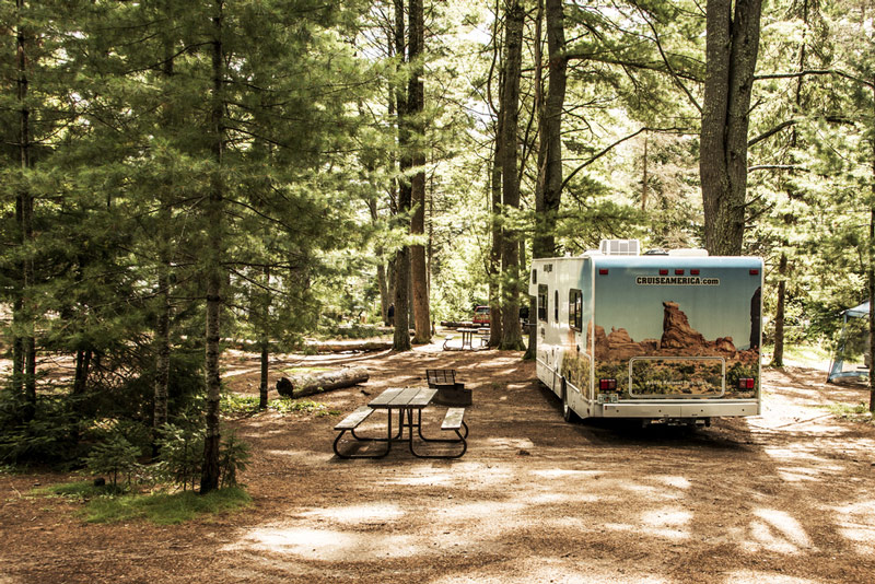 Breaking Camp And Packing An RV After Travel