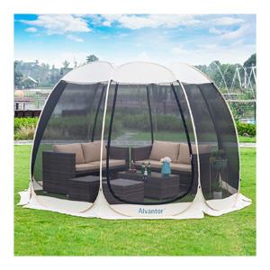 pop up beach camping screen tent
