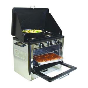 van life portable camping oven
