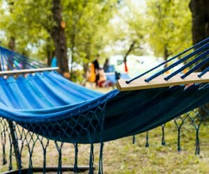 Portable Backyard Or Camping Hammock Stand