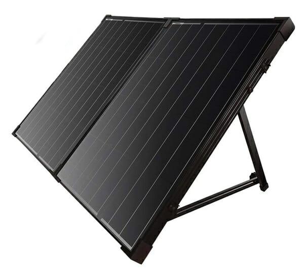 Renogy 12V/100W Foldable Solar Panel Suitcase