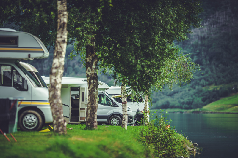 how to prevent condensation and moisture in an rv
