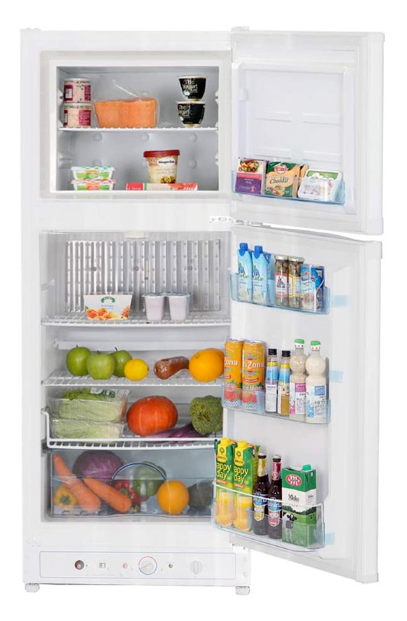 SMETA 110V/Propane Refrigerator