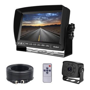 rv and trailer backup camera system