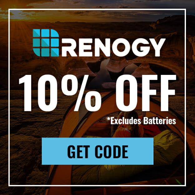 renogy discount code