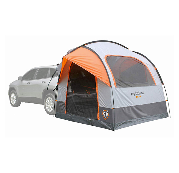 rightline gear suv hatchback tent