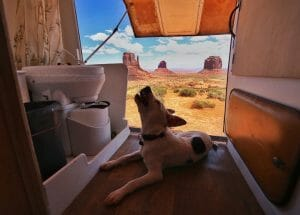 Composting Toilets Are Easy To Install, Healthy And Good For The Environment. A Composting Toilet Like This Makes The Perfect Bathroom Alternative In A Camper Van