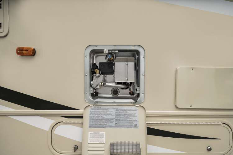 installing a tankless water heater in your rv camper