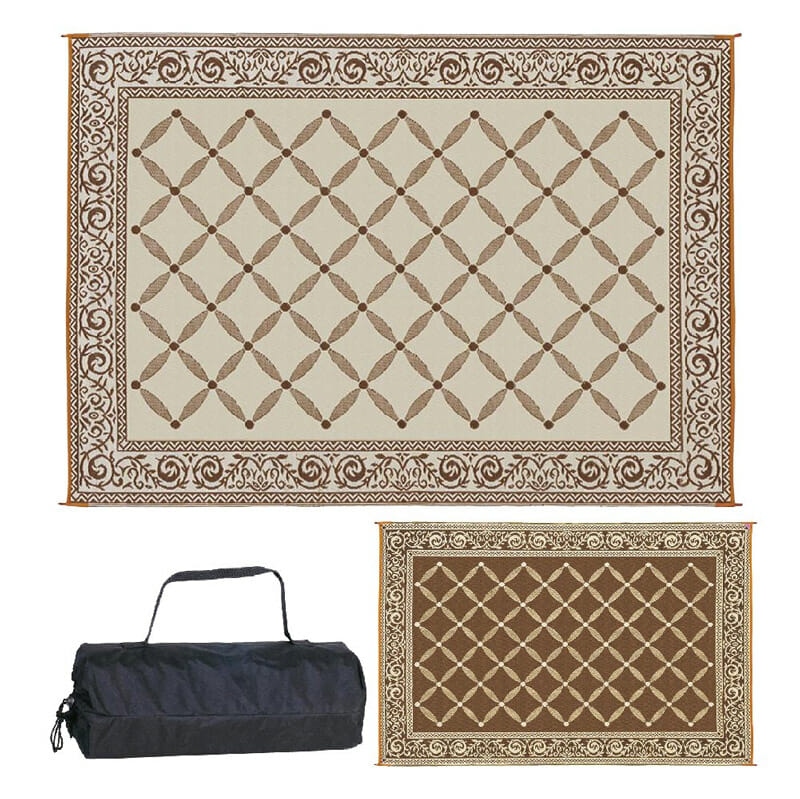 rv camping rug