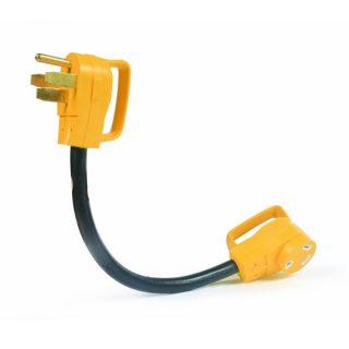 RV dog bone adaptor cord