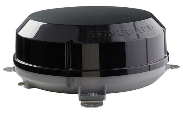 winegard RV dome antenna for a 12v tv