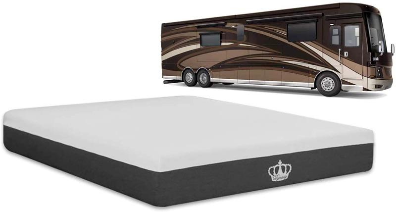 short rv queen mattress