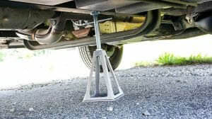 rv stabilizers to prevent sway and bouncing in a camper