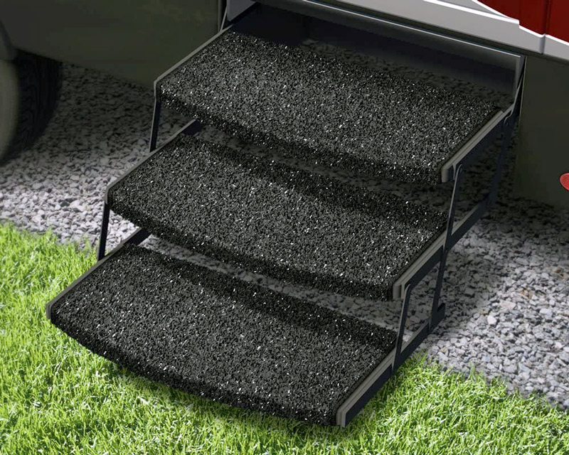 rv stair step turf covers