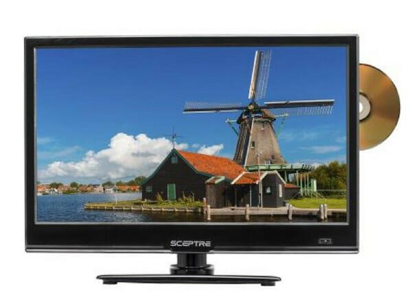 Sceptre 720p TV/DVD Combo
