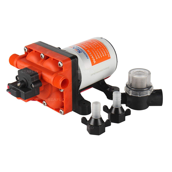The Best 12 Volt Rv Water Pump For Your Camper Parked In Paradise