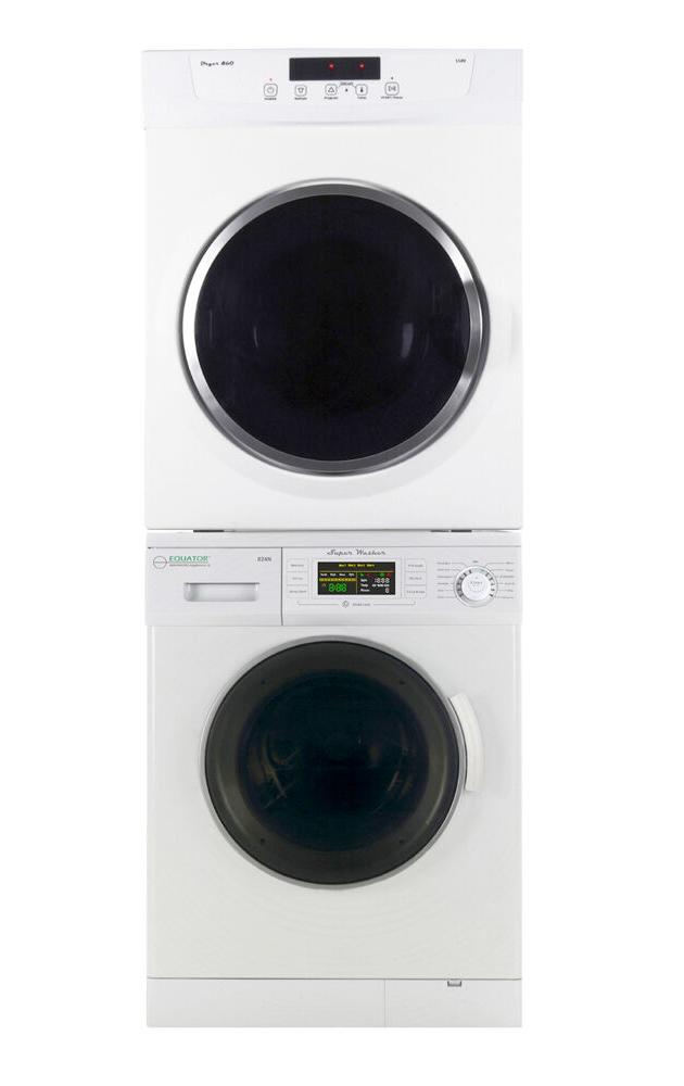 Equator Washer/Dryer Set