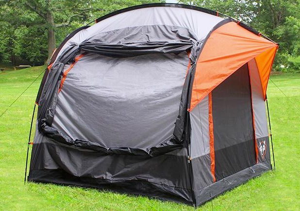SUV jeep tents can be used as a stand alone camping tent
