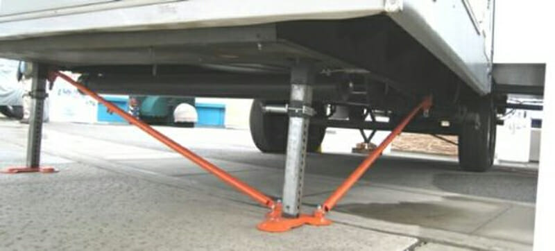 steadyfast stabilizer system