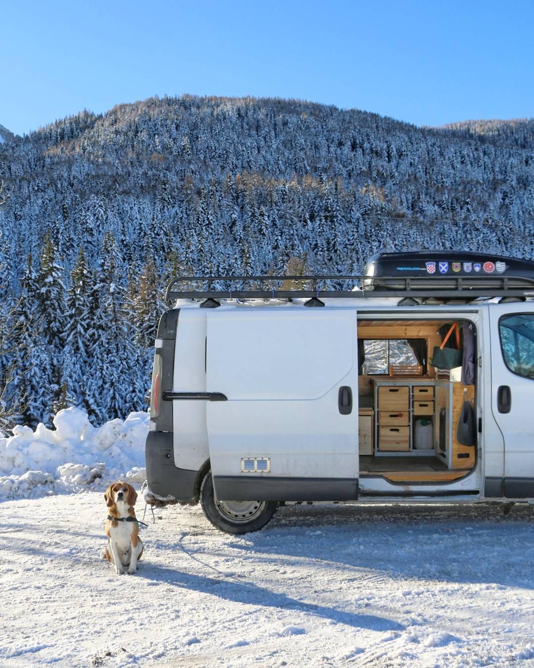 building a stealth campervan conversion