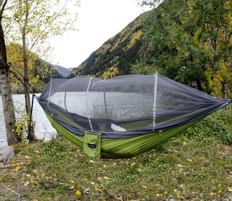 beginner camping hammock