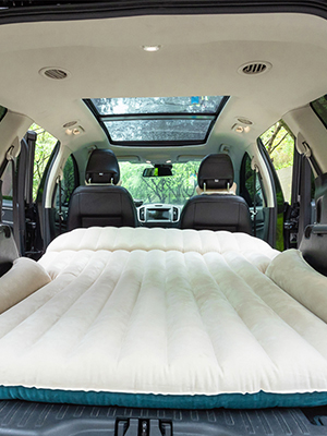 suv camping air mattress
