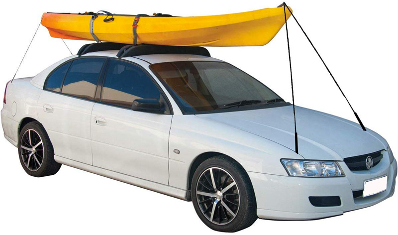 temporary pad roof rack