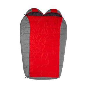 double down sleeping bag