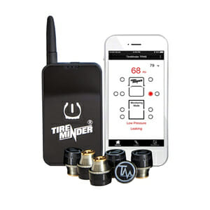 smart tire pressure monitoring system