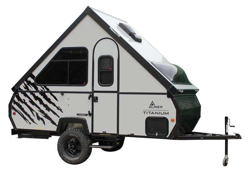 Titanium Aliner Camper