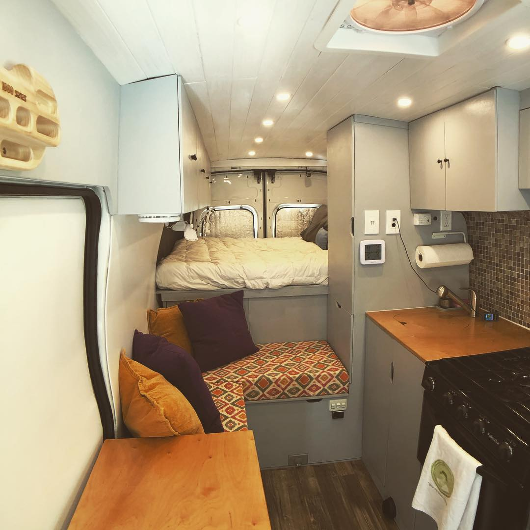 transit motorhome conversion