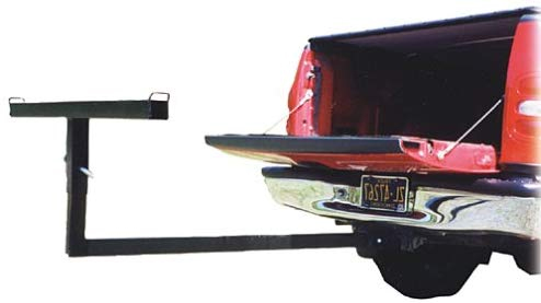 truck bed extender kayak rack