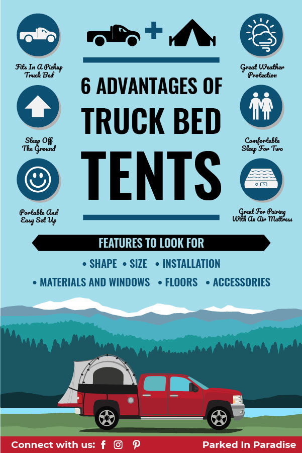 truck bed camping tent for overlanding and family road trips