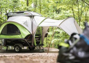 SylvanSport Go Ultra Lightweight Popup Camper Trailer