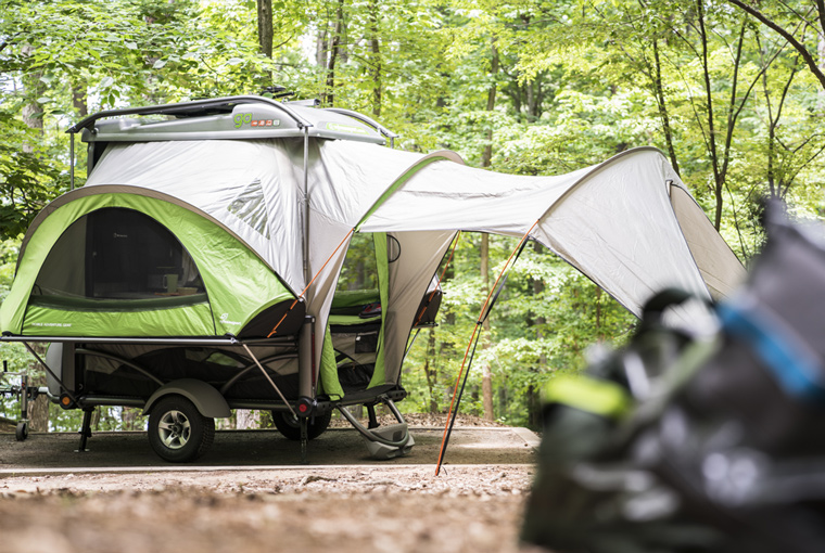 Best Pop Up Campers For Small Vehicles 2021  Parked In ...