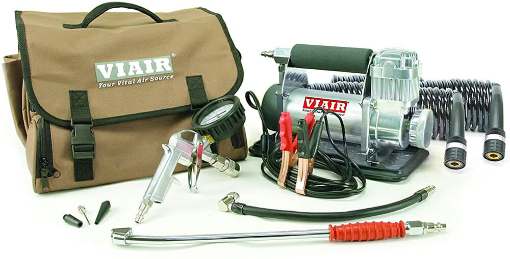 viair portable air compressor for rv travel