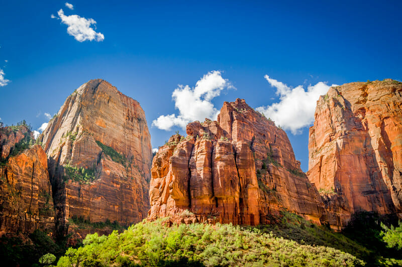 Camping In And Around Zion National Park