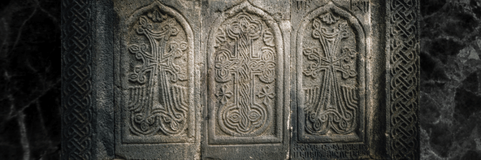 ancient carved crosses