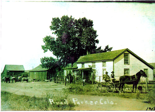 20 Mile House 1908 Parker Colorado