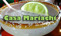 Casa Mariachi margarita's and authentic mexican food parker co