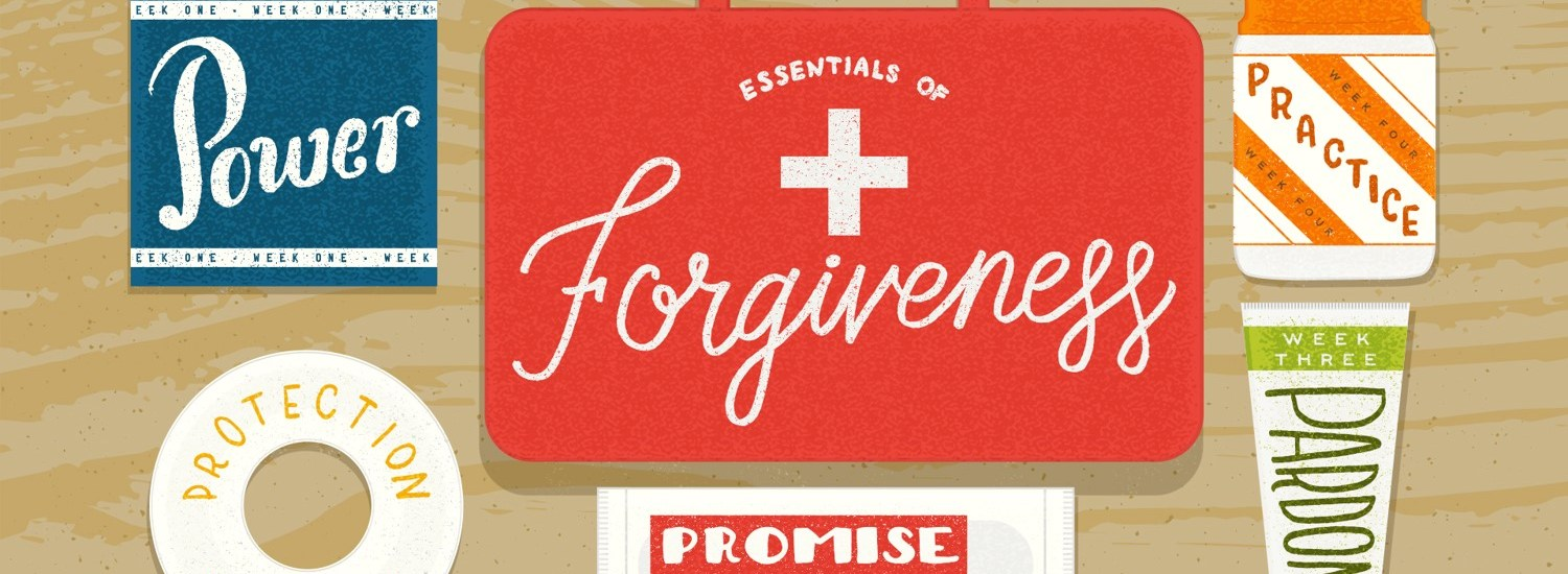 The Promise of Forgiveness (Rich)